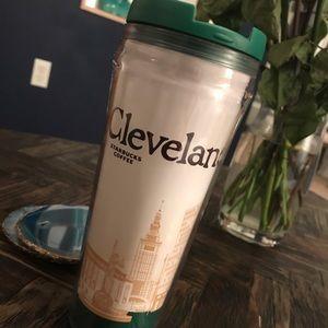 Starbucks Cleveland Global Icon Tumbler 12 oz
